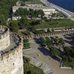 Η Περιφέρεια Κεντρικής Μακεδονίας δημιουργεί και αναβαθμίζει πυρήνες πρασίνου σε οκτώ Δήμους της Θεσσαλονίκης