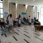 Με μεγάλη επιτυχία πραγματοποιήθηκε η 33η Εθελοντική Αιμοδοσία του Δήμου Αμαρουσίου