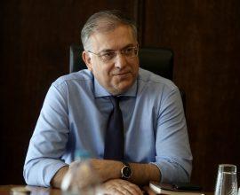 Θεοδωρικάκος: Υπάρχει σχεδιασμός για κάθε περίπτωση από το κράτος για τον κορονοϊό