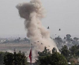 22 νεκροί τούρκοι στρατιώτες από βομβαρδισμούς του Άσαντ