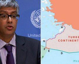 Η υποκρισία του ΟΗΕ σε όλο της το μεγαλείο: «Δεν υιοθετούμε όσα περιλαμβάνει το μνημόνιο Άγκυρας-Τρίπολης»