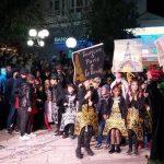 Πλήθος κόσμου κατέκλυσε την κεντρική πλατεία της Άρτας για να παρακολουθήσει τις καρναβαλικές εκδηλώσεις του Δήμου Αρταίων