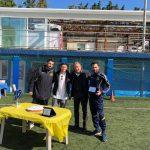 Κένταυρος Βριλησσίων: Με απόντες τη δημοτική αρχή έκοψαν την βασιλόπιτα στα ερείπια της Μητροπούλου