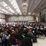 Πλήθος κόσμου στη διαμαρτυρία των Ορθόδοξων Χριστιανικών Σωματείων στη Θεσσαλονίκη