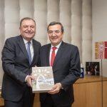Δήμος Πυλαίας-Χορτιάτη: Το δημαρχείο στο Πανόραμα επισκέφθηκε ο δήμαρχος Κονάκ Σμύρνης