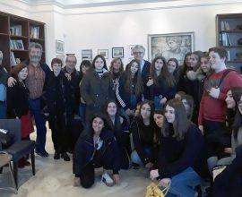 Ιταλοί μαθητές στον Δήμο Νεάπολης-Συκεών
