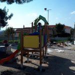 Μια ακόμη παιδική χαρά στον Δήμο Βέλου Βόχας