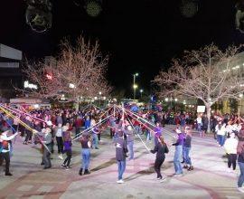 Δήμος Πύργου: 1η Αποκριά 2020 – Χορέψαμε με τα γαϊτανάκια μας!