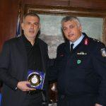 Συνάντηση του Δημάρχου Πειραιά Γιάννη Μώραλη με τον νέο Διευθυντή της Αστυνομικής Διεύθυνσης Πειραιά