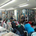 Επίσκεψη 3ου Δημοτικού Σχολείου Αργυρούπολης στην βιβλιοθήκη του Δήμου Ελληνικού-Αργυρούπολης