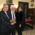 Το Ίδρυμα Ωνάση εμβαθύνει την συνεργασία του με τα Γιάννενα