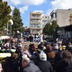 Δήμος Νέας Ιωνίας: Με κέφι, χορό και τραγούδι το αποκριάτικο γλέντι στον πεζόδρομο της Παλαιών Πατρών Γερμανού