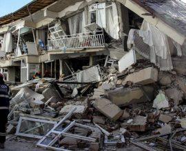 Νέα ισχυρή σεισμική δόνηση 6 Ρίχτερ, στα σύνορα Τουρκίας- Ιράν