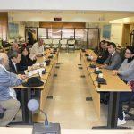 Με τον Δήμαρχο Κονάκ της Σμύρνης συναντήθηκε αντιπροσωπεία του Δήμου Αμπελοκήπων-Μενεμένης