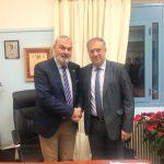 Θεοδωρικάκος από Κυπαρισσία: «Ο Σαμαράς κράτησε την Ελλάδα στην Ευρώπη κι έχει τον σεβασμό όλων»