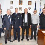 Σύσκεψη Δημάρχου Αμπελοκήπων-Μενεμένης με τον Γενικό Αστυνομικό Διευθυντή Θεσσαλονίκης