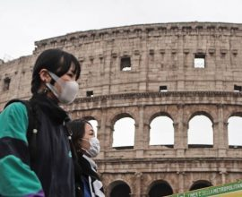 Τρόμος στην Ιταλία – Τέταρτος νεκρός από τον κορονοϊό