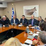 Χατζηδάκης στην ΕΝΠΕ: «Συμμαχία με την Τοπική Αυτοδιοίκηση για το περιβάλλον»