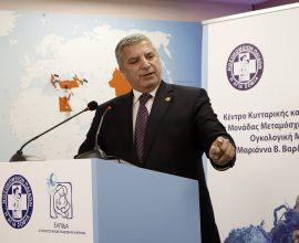 Πατούλης: «Ως Περιφέρεια Αττικής θα δρομολογήσουμε σειρά δράσεων για τη στήριξη του σημαντικού έργου της ΕΛΠΙΔΑΣ»