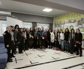 Κοινωνική προστασία και πρόληψη του Δήμου Μαραθώνος σε ΑΜΕΑ και ψυχοκοινωνική υγεία των πολιτών