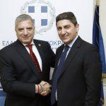 Διευρυμένη συνάντηση στην Περιφέρεια Αττικής για τη δημιουργία Παραολυμπιακού Αθλητικού Κέντρου