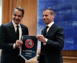 UEFA: Υπεγράφη το μνημόνιο για το ελληνικό ποδόσφαιρο – Τι προβλέπει