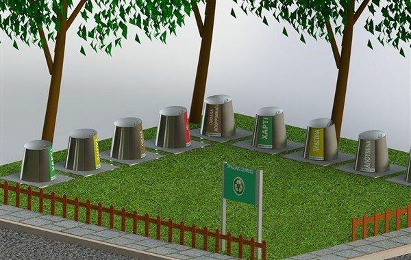 Αποτέλεσμα εικόνας για «Πράσινα Σημεία» σε τέσσερις Δήμους της Θεσσαλονίκης δημιουργεί η Περιφέρεια Κεντρικής Μακεδονίας