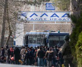 Ο Ερντογάν συνεχίζει την επίθεση στον Έβρο – Τι κατάσταση επικρατεί σήμερα στα σύνορα της Ελλάδας