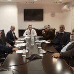 Συνάντηση του Δήμαρχου Μαραθώνος με τη Διοίκηση της ΔΕΔΔΗΕ