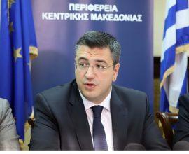 Ο Απόστολος Τζιτζικώστας στο OTAVOICE: «Παραμένει προτεραιότητα μου η Κεντρική Μακεδονία»