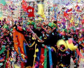 Εκδόθηκε ΚΥΑ για τη ματαίωση των Καρναβαλικών εκδηλώσεων- Ποινές για όσους δεν συμορφωθούν