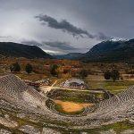 Περιφέρεια Ηπείρου: Η Διαδρομή των Αρχαίων Θεάτρων και Χώρων ως Επώνυμος Προορισμός