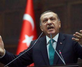 Θα θερμανθεί η Μεσόγειος απειλεί ο Ερντογάν- Νέες παραβιάσεις του FIR Αθηνών