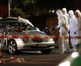 Μακελειό στη Γερμανία: Οκτώ νεκροί και πέντε τραυματίες