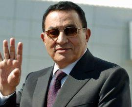 Πέθανε ο πρώην πρόεδρος της Αιγύπτου Χόσνι Μουμπάρακ