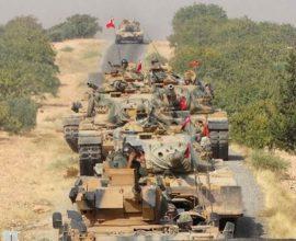 Συρία: Εισβολή τουρκικών στρατευμάτων στην Ιντλίμπ
