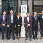 Στο Λουξεμβούργο ο γγΠΠ Νίκος Χαρδαλιάς – Συναντήσεις με Ευρωπαϊκή Τράπεζα Επενδύσεων και NSPΑ