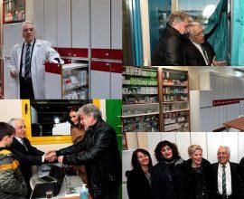 Βούρος: «Κοινωνικό Φαρμακείο πρότυπο»!