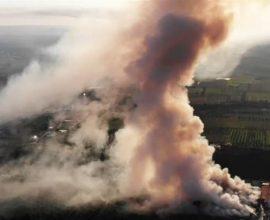 Ερωτηματικά από τις συχνές φωτιές στα Κέντρα Διαλογής Ανακυκλώσιμων Υλικών της ΕΕΑΑ Α.Ε.