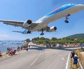 Tο αεροδρόμιο της Σκιάθου στη λίστα με τα πιο Θεαματικά Αεροδρόμια της Ευρώπης!