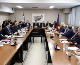 Όλα όσα συζητήθηκαν στο Δ.Σ. της ΕΝΠΕ με τον Υπουργό Περιβάλλοντος και Ενέργειας Κωστή Χατζηδάκη