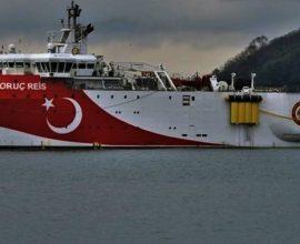 Το χαβά της η Τουρκία με νέες προκλήσεις: Έτοιμο το Ορούτς Ρέις για έρευνες εντός της ελληνικής ΑΟΖ!