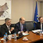 Γ. Πατούλης: «Προτεραιότητα οι αναδασώσεις για την προστασία του περιβάλλοντος και την θωράκιση των πόλεών μας»