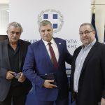 Πατούλης: «Με πνεύμα ενότητας και σύνθεσης θα εργαστούμε για την ανάπτυξη του Πειραιά και κατ΄επέκταση όλης της Αττικής»