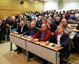 «Ασθένειες και εχθροί της ελιάς» – Από την Σητεία ξεκίνησαν οι ενημερωτικές εσπερίδες της Περιφέρειας Κρήτης