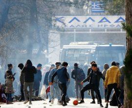 Χρυσοχοϊδης και Φλώρος στον Έβρο-Αναμένεται ενίσχυση δυνάμεων για την φύλαξη των συνόρων