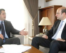 Συνεδριάζει σήμερα (24/2) η Ένωση Περιφερειών Ελλάδας, παρουσία του Κωστή Χατζηδάκη