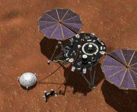 Ο ρομποτικός γεωλόγος InSight της NASA βρήκε γεωλογικά ενεργό τον Άρη