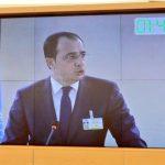 Χριστοδουλίδης: Η Τουρκία παραβιάζει τα ψηφίσματα του ΣΑ του ΟΗΕ για την Αμμόχωστο