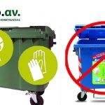 Δήμος Καλαμαριάς: Οδηγίες της Υπηρεσίας Καθαριότητας στην εποχή του κορονοϊού
